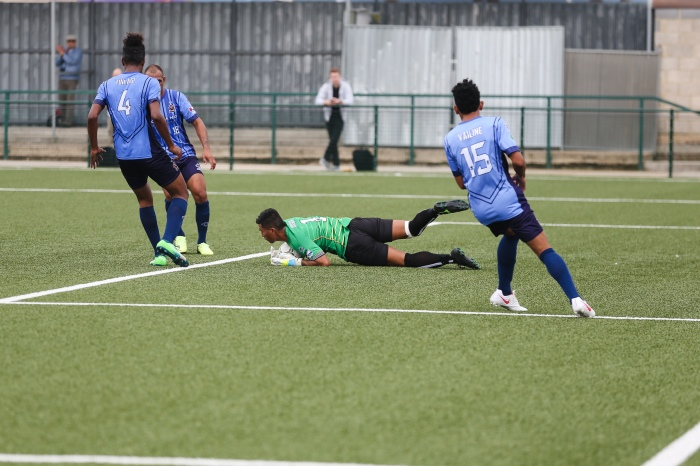 CONIFA World Football Cup 2018 - Tuvalu 2