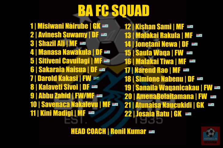 Ba squad