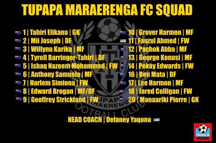 Tupapa squad