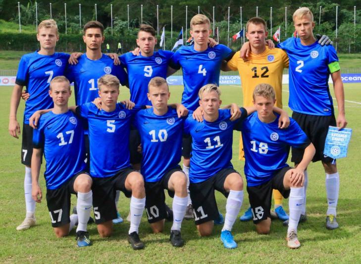 Estonia YDT 2019
