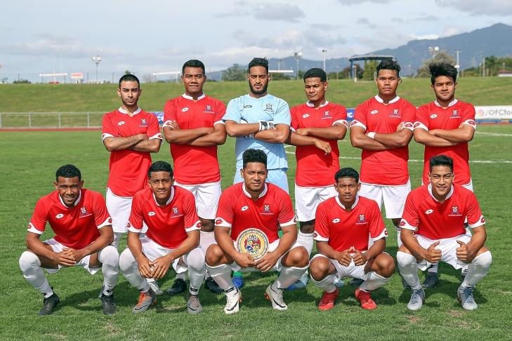 Tonga U23 2019